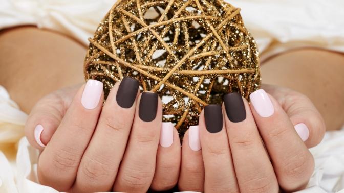 Маникюр ипедикюр спокрытием ногтей гель-лаком вместе либо поотдельности всалоне «Планета красоты»