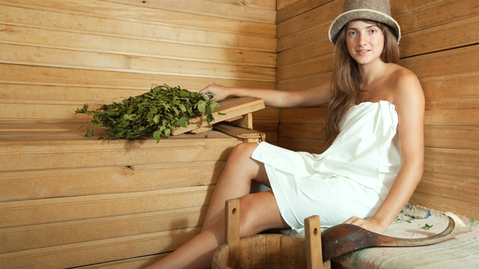 Безлимитный отдых в«Общественных Макарьевских банях»