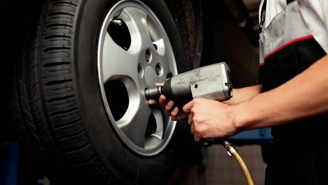 Замена ибалансировка колес радиусом отR13 доR17 отмастерской «Экспресс-шиномонтаж»