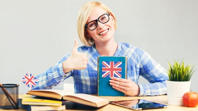 Занятия английским языком отпедагога Гордеевой Ксении встудии Englishmania