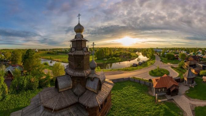 Туры поЗолотому кольцу отдвух додесяти дней оттуроператора «Русь»