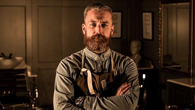 Мужская, детская стрижка, моделирование бороды отбарбершопа Brutal