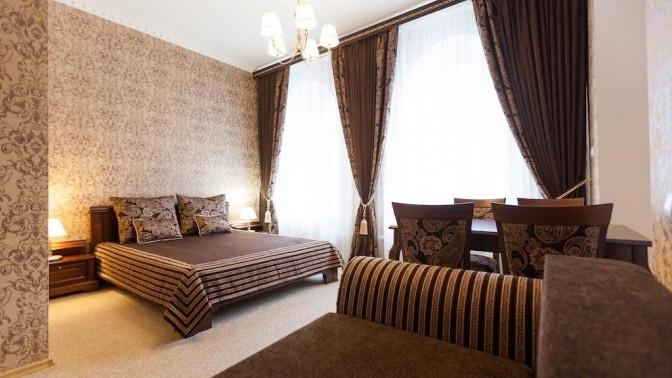 Отдых вцентре Санкт-Петербурга вбутик-отеле «Версаль»