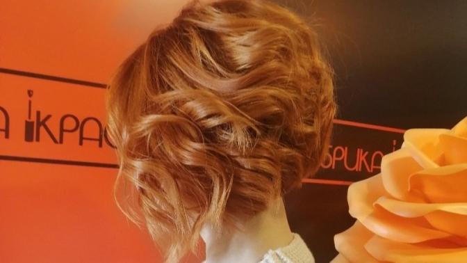 Женская стрижка, SPA-уход заволосами, биозавивка, окрашивание имелирование волос всалоне «Фабрика красоты»