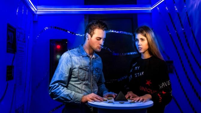 Участие вквесте «Игра навыживание» откомпании «Квеструм.рф»