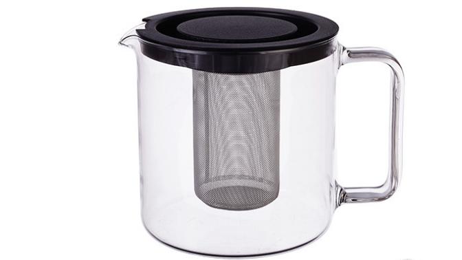 Стеклянный или чугунный заварочный чайник