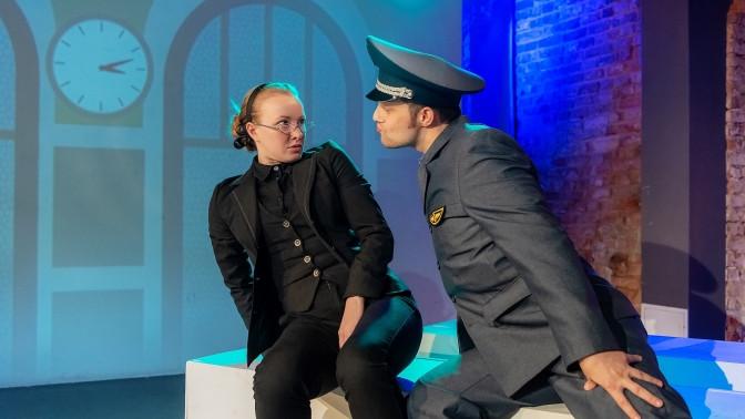Билет наспектакль «Безымянная звезда» втеатральном лофте «Компас-центр»