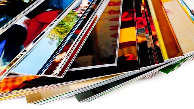 Печать до200 фотографий различного формата