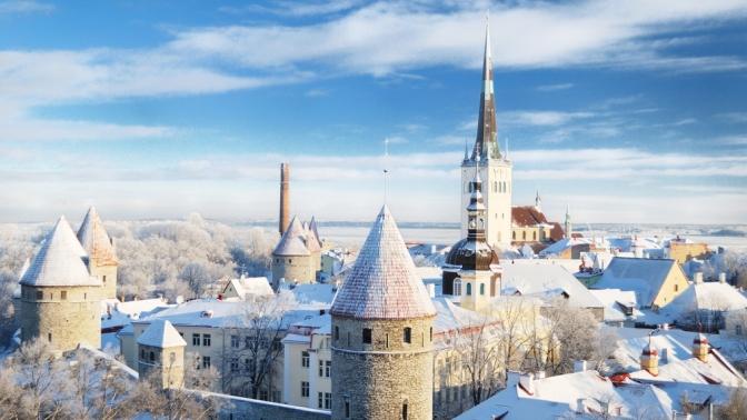 Новогодний круиз помаршруту Таллин— Стокгольм— Таллин напароме Silja Line Victoria от«Петербургского магазина путешествий» (8124руб. вместо 11607руб.)