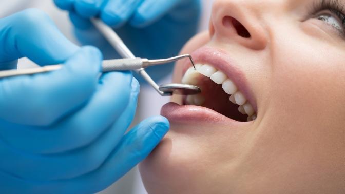 Профессиональная ультразвуковая чистка всей полости рта отстоматологии «Зубы без боли» (995руб. вместо 1990руб.)