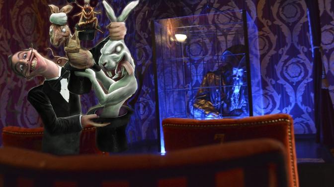 Участие вквесте «Ловушка для Джека Воробья» откомпании «Ловушка»