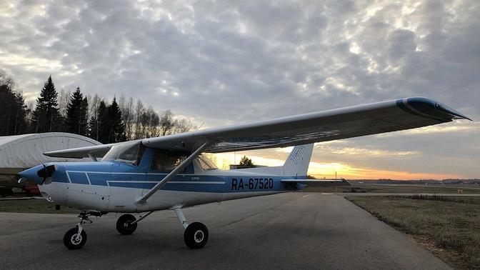 Обзорный или ночной полет либо урок пилотирования отавиаклуба «Полетаем»