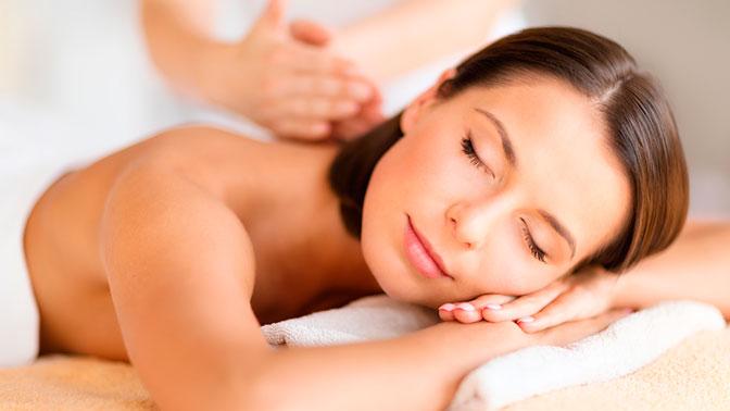 Сеансы массажа, программа «Нет хронической усталости» в«Кабинете массажа наМосковском шоссе»