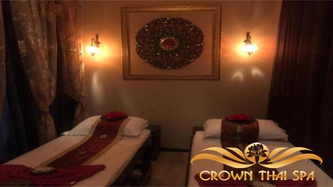 Авторская SPA-программа Crown Thai SPA, SPA-девичник либо SPA-свидание втайском SPA-салоне Crown Thai SPA