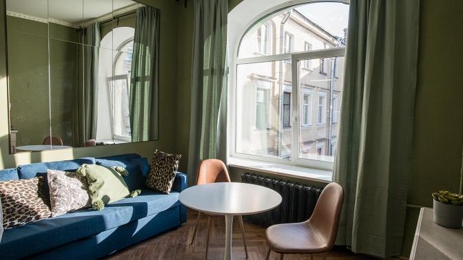 Отдых вцентре Санкт-Петербурга спроживанием вапартаментах «НаГороховой, 33»