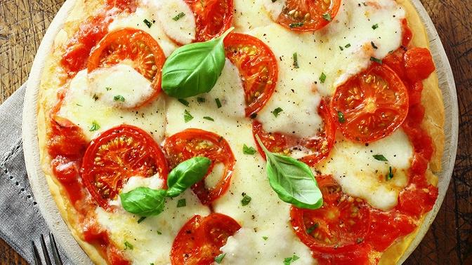 Осетинские пироги, пицца ипельмени откафе «Мариша» соскидкой50%