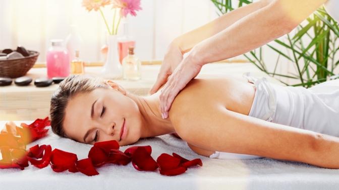 Сеансы массажной программы или тейпирования всалоне Massage Secret