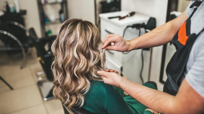 Стрижка, укладка, окрашивание, кератиновое выпрямление, ботокс, экранирование волос встудии BeautyKeratinEkb
