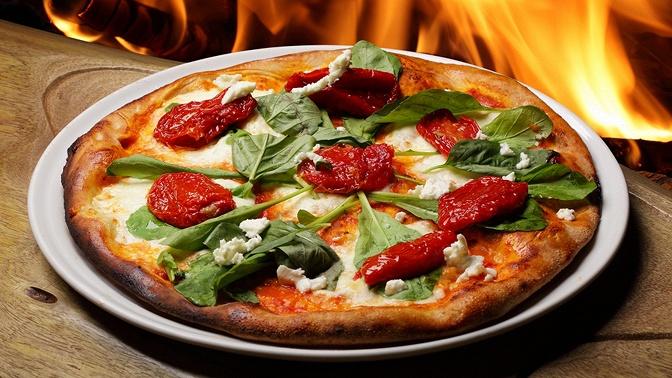 Пиццы ипироги отслужбы доставки Royal Pizza соскидкой50%