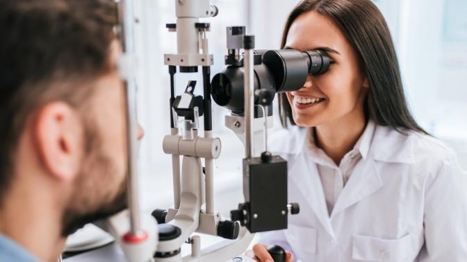 Комплексное офтальмологическое обследование вмедицинском центре «Мед-M» (972руб. вместо 2700руб.)