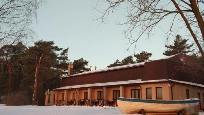Отдых наберегу Балтийского моря натерритории парка «Куршская коса» сзаездом вотеле «Дом рыболова»