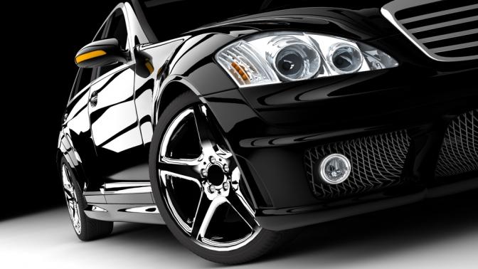 Покрытие жидким стеклом или полировка автомобиля либо фар отавтосервиса «Мегасервис»