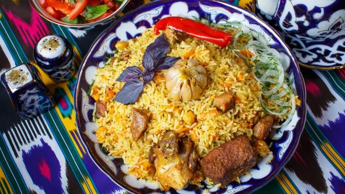 Тематический узбекский ужин вразвлекательном комплексе «Хлопок»