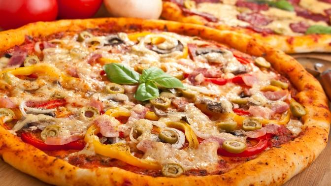 Комбонабор изтрех пицц отсети пиццерий «Пиццамаг» (850руб. вместо 1700руб.)