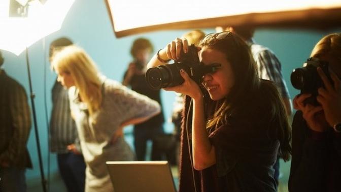 Базовый либо экспресс-курс пофотографии или мастер-класс пообработке отфотошколы PhotoCity
