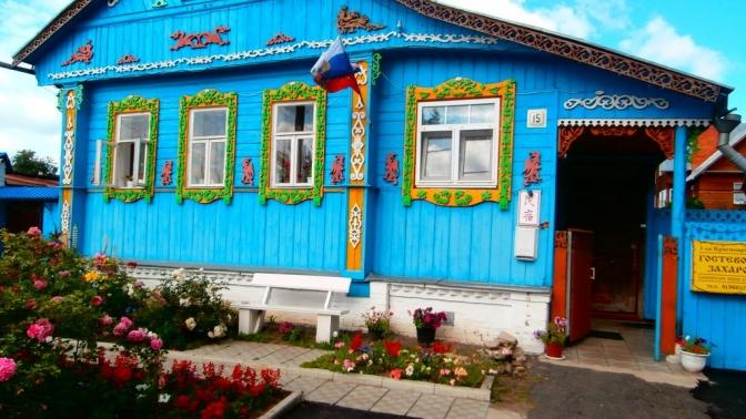 Отдых висторическом центре Суздаля вномере выбранной категории сзавтраками вгостевом доме Захаровых