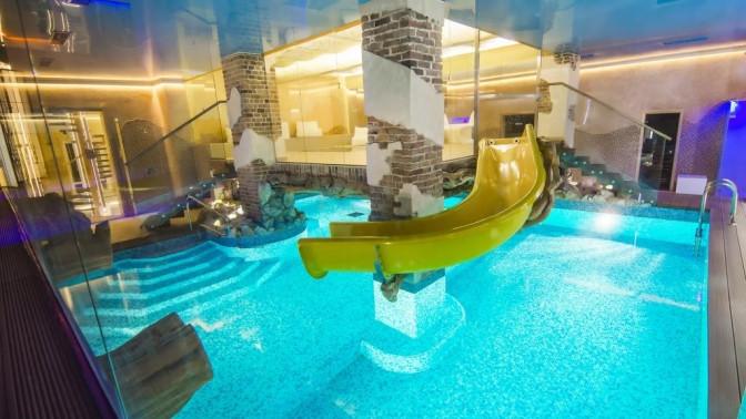 Отдых сзавтраком, посещением тренажерного зала, SPA-центра, игрой вбильярд вSPA-отеле «Ингербургский»