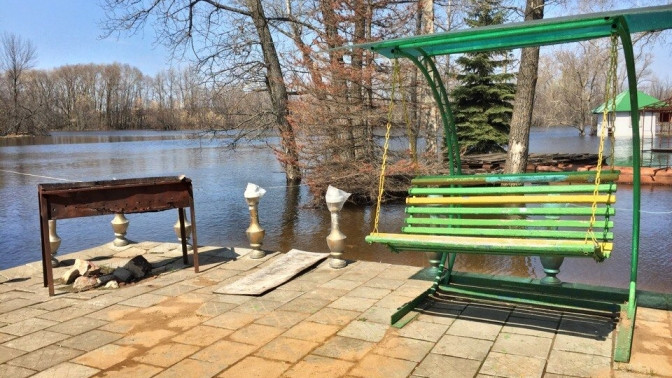 Отдых наберегу Волги спроживанием изавтраком, развлечениями натурбазе «Волга-парк Ривьера»