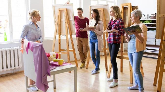 Участие втворческом мастер-классе порисованию, лепке, свечеварению, мыловарению или войлоковалянию отхудожественной студии Magichands