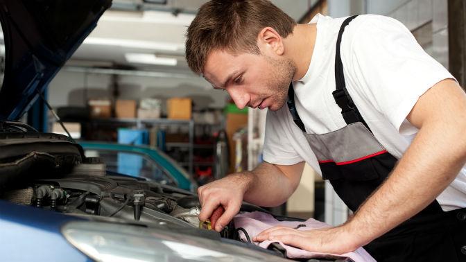 Диагностика автомобиля, замена масла, охлаждающей, тормозной жидкостей либо тормозных колодок вавтотехцентре «Кардинал-Авто»