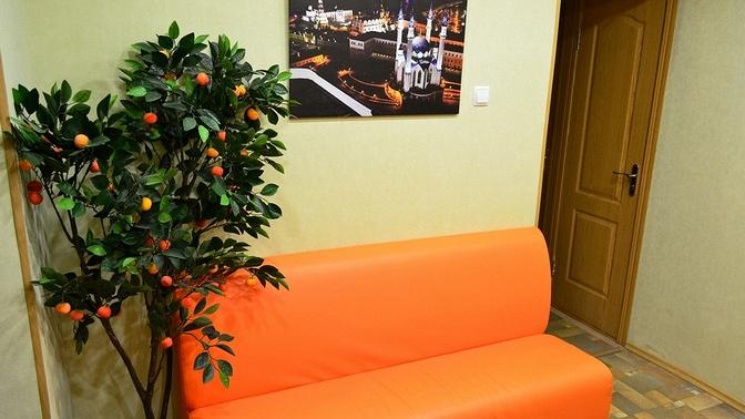 Отдых вномере категории эконом вмини-отеле «Апельсин»