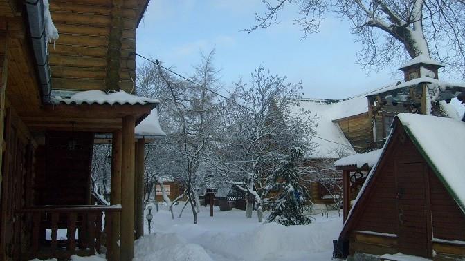 Отдых воВладимирской области вномере категории полулюкс или люкс сзавтраками вгостиничном комплексе «Старый двор»