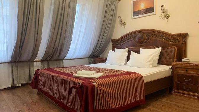 Отдых вКраснодаре вномере выбранной категории вотеле Sacra Hotel