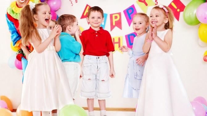 Участие вдетском квесте или проведение дня рождения в«Досугово-развлекательном центре»