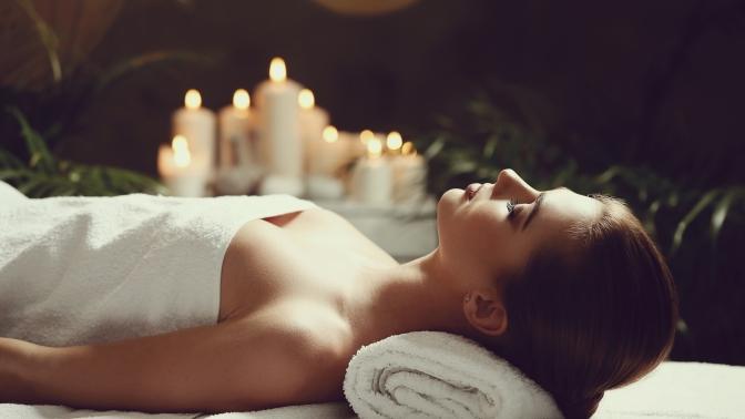 До7сеансов массажа собертыванием или без всалоне красоты «Пион»