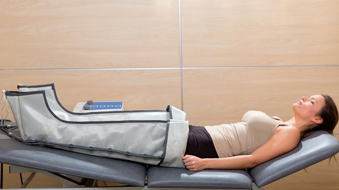 До10сеансов прессотерапии всего тела откосметолога Петруниной Юлии