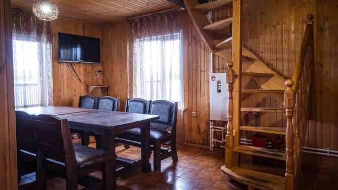 Отдых нахуторе вномере либо доме срыбалкой вспортивно-рыболовном комплексе «Серебряный ключ»