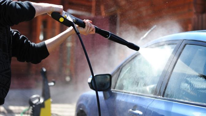 Комплексная или техническая мойка автомобиля отавтомойки Shato Clean Car