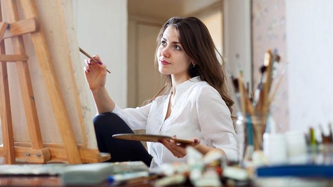 Мастер-классы порисованию, курсы поскетчингу отстудии живописи «Холст имасло»