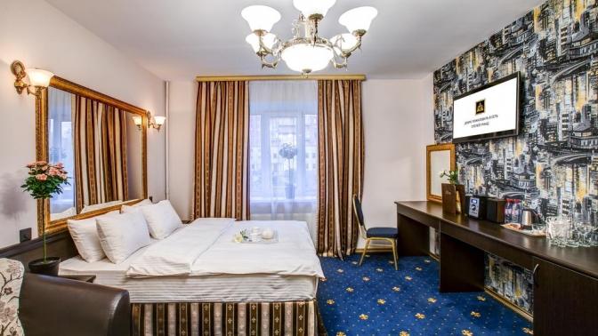 Отдых рядом систорическим центром Санкт-Петербурга вномере категории стандарт, полулюкс или люкс либо романтический отдых вбутик-отеле «Гранд3*»