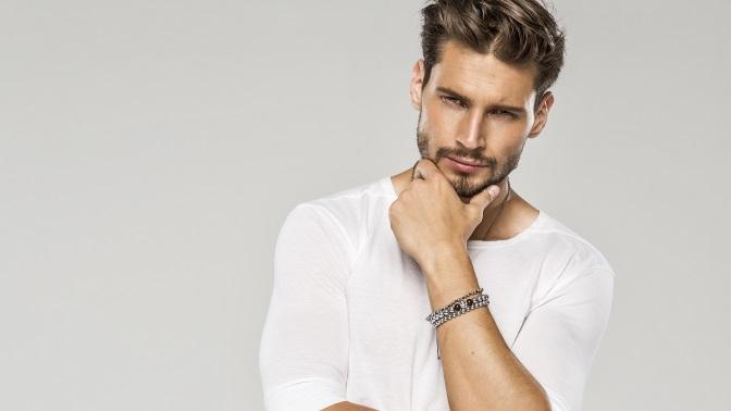 Мужская идетская стрижка, коррекция бороды вмужском салоне «Эгоист»