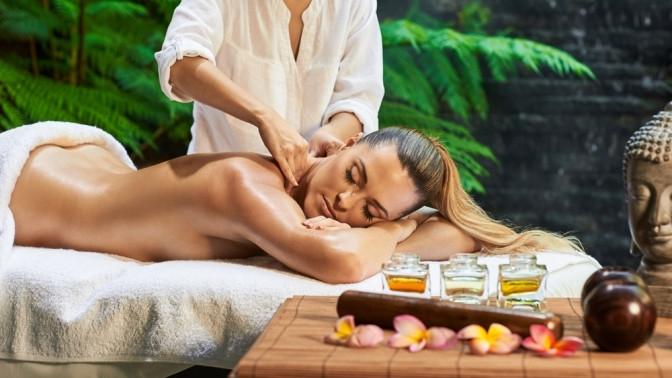 SPA-программа встудии массажа «Мастер»
