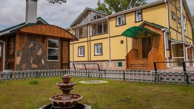 Отдых вномере выбранной категории вгостевом доме Mars Haus