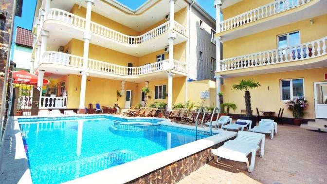 Отдых наберегу Черного моря вгостевом доме «Натела»