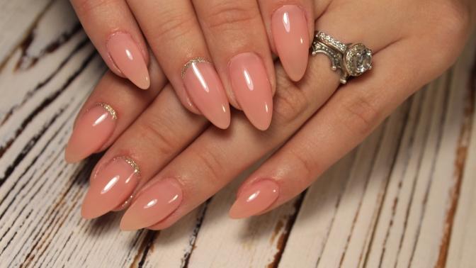 Маникюр ипедикюр спокрытием ногтей гель-лаком всалоне красоты «Имидж»