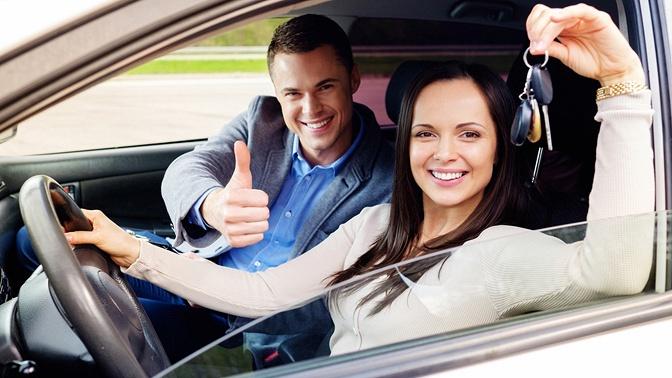Обучение вождению транспортных средств категорииB наАКПП или МКПП вавтошколе «Фортуна» (12593руб. вместо 17990руб.)
